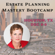 Mary Hart bootcamp