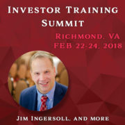 Investor Training Summit